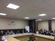 "Seminar ""Application of regulatory and legal acts of the Republic of Kazakhstan in the field of fire safety in new conditions""."