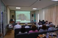 """Honoring the veterans of the branch of RSE """"Statexpertise"""" in Almaty"""