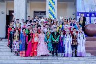 """Республиканский фестиваль """"Тілге құрмет - елге құрмет"""" в городе Талдыкорган"""