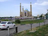 Открытие центральной мечети Усть-Каменогорска