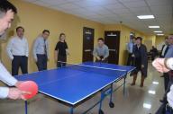 Теннисный турнир в честь международного женского дня 8 марта