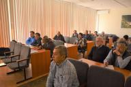 Cеминар на тему «Применение нормативно-правовых актов Республики Казахстан в области пожарной безопасности в новых условиях»