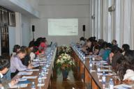 Regional training seminar-workshop on the operation involving branches USED southern regions of Kazakhstan.