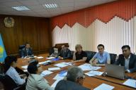 Совещание по вопросу разъяснения о внесенных изменениях и дополнениях в Экологический Кодекс и в порядок проведения комплексной вневедомственной экспертизы проектов по принципу «одного окна»