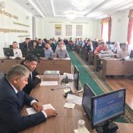 Семинар совещания с заказчиками и проектировщиками по совершенствованию единого портала (EPSD.KZ)