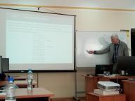 Участие в программе повышения квалификации на тему «Проектирование современных стальных конструкций. Теория и практика», а также в рабочей встрече с экспертами по конструктивным решениям ФАУ «Главгосэкспертиза России»