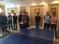 Молодежный Совет РГП «Госэкспертиза»  14 марта 2015 года в субботу, провел благотворительный турнир по настольному теннису.
