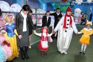 Новогодняя ёлка для детей сотрудников
