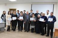 Работники филиала РГП «Госэкспертиза» по Северному региону, приняли участие в семинаре  на тему «Основы сейсмостойкого строительства».