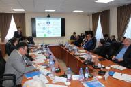 Ежегодное совещание с участием руководителей всех территориальных подразделений организации.