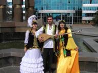 Фестиваль «Тілге құрмет – елге құрмет», посвященный ко Дню языков народов Республики Казахстан