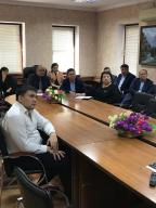 "Lecture on the subject ""Modern Methods of Fight Against Corruption in Kazakhstan"""