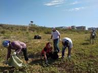 Экологическая акция «Birge - Taza Qazaqstan»